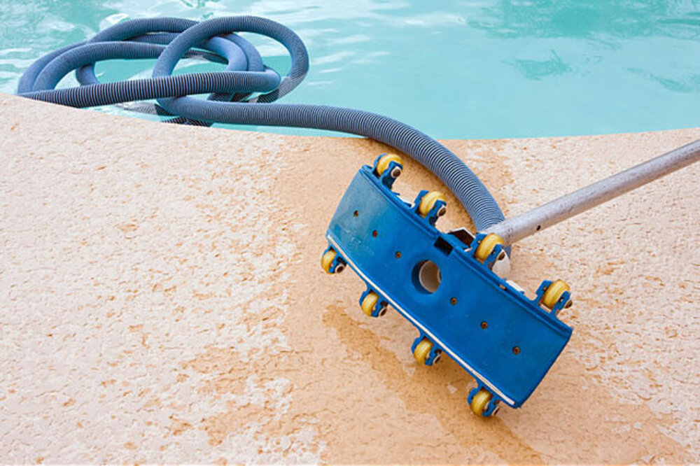The Best Pool Vacuum for Pebble Tec